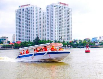 Luxury Cu Chi Tunnel History Tour By Speedboat