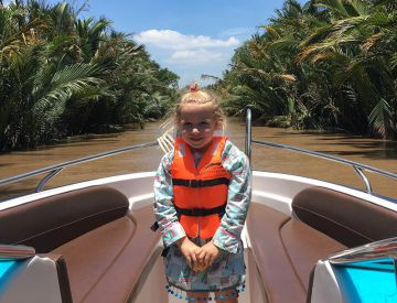 Luxury Mekong Delta by Speedboat Tour