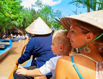 Mekong Delta Deluxe Group Tour