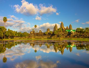 Grand Vietnam Cambodia Laos Tour